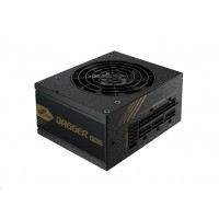 Fortron zdroj 550W DAGGER PRO 550, 80+ GOLD, Full Range, Modular cable, SFX&ATX,full protectiion, 8cm dual BB