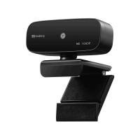 Sandberg USB kamera Webcam Autofocus 1080p, černá