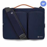 tomtoc Messenger – 16'' MacBook Pro 2019, tmavěmodrá