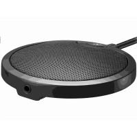 Sandberg konferenční stolní mikrofon, USB, černá