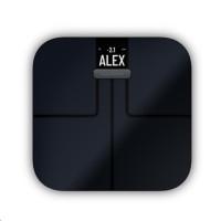 Garmin Index S2 Black - chytrá váha (černá barva)