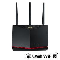 ASUS RT-AX86U Wireless AX5700 Wifi 6 Router, 1x 2.5G, 4x gigabit, 2x USB3.2