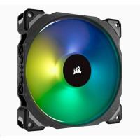 CORSAIR ventilátor ML140 PRO RGB, 140mm Premium Magnetic Levitation RGB LED PWM Fan, Single Pack