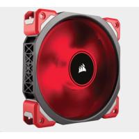 CORSAIR ventilátor Air Series ML120 PRO Magnetická levitace, Single pack, 120mm, LED červená