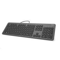 Hama klávesnica KC-700, antracitová/čierna