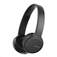 SONY bezdrátová stereo sluchátka WH-CH510, černá