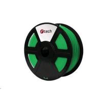C-TECH Tisková struna (filament) HIPS, 1,75mm, 1kg, zelená