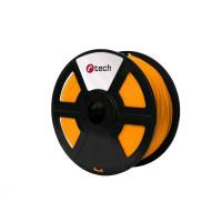 C-TECH Tisková struna (filament) HIPS, 1,75mm, 1kg, oranžová