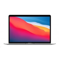 APPLE MacBook Air 13'',M1 chip with 8-core CPU and 7-core GPU, 256GB,8GB RAM - Silver