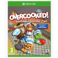 XBOX One hra Overcooked! - Gourmet Edition