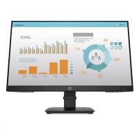 "HP LCD ProDisplay P24 G4 LED 23.8""wide, (IPS,1920x1080, 5ms, 1000:1, 250 nits, VGA, DP 1.2, HDMI 1.4, 2x2W reproduktory)"