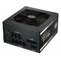 Cooler Master zdroj  MWE 550 Gold-v2  Full modular, 550W, 80+ Gold