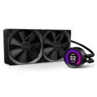 NZXT vodní chladič Kraken Z63 / 2x 140mm fan /socket 2066/2011-3/2011/1366/1156/1155/1151/1150/1200/AM4