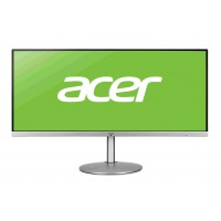 """ACER LCD CB342CKCsmiiphuzx, 86cm (34"""") 3440x1440@75Hz IPS LED 21:9,100M:1,250cd/m2,1ms,HDMI,DP,repro,VESA,USB-C,Stříbrná"""