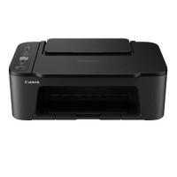 Canon PIXMA Tiskárna TS3450 black - barevná, MF (tisk, kopírka, sken, cloud), USB, Wi-Fi