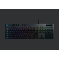 Logitech Keyboard G815, Mechanical Gaming, Lightsync RGB,Tacticle, UK