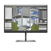 """HP LCD Z24n G3 Monitor 24"""" (1920x1200), IPS,PiP,16:10,300nits, 5.8ms,1000:1,DP, DVI-D,HDMI, Daisy Chain, 3xUSB3.0,USB-C)"""