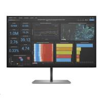 """HP LCD Z27q G3 Monitor 27"""" 4K UHD 3840x2160, IPS, 16:9, 350nits, 8ms, 1300:1, DP, mini DP, HDMI, 3xUSB 3.0, 2xUSB-C"""