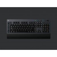 Logitech klávesnice G613, Wireless Mechanical Gaming Keyboard, US, Dark Grey