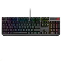 ASUS klávesnice ROG STRIX SCOPE RX (XA05), mechanická, US, červená