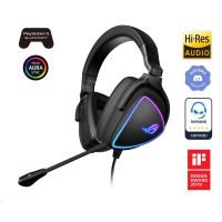 ASUS sluchátka ROG DELTA S, Gaming Headset, černá