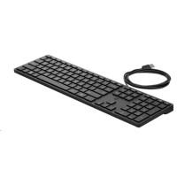 HP Wired 320MK (česko-slovensky) klávesnice