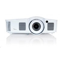 Optoma projektor EH416e (DLP, 1080p, 4 200 ANSI, 20 000:1, 2x HDMI (1x with MHL), VGA, RJ45, RS232, 10W speaker)