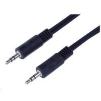 PREMIUMCORD Kabel Jack 3,5mm - 3,5mm M/M 0,5m