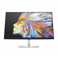 """LCD HP IPS Monitor U28 4K HDR; 28"""" matný, 3840x2160, 10M:1, 400cd, 4ms,,HDMI,DP,USB-C;silver-black"""