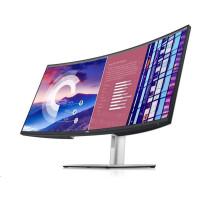 """Dell U3821DW Ultrasharp Curved 38"""" 3840x1600/ IPS/ 21:9/ 5ms/1000:1/350cd/ VESA/ DP/ HDMI/ USB-C/ 3RNBD/Čierny"""