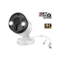 iGET HOMEGUARD HGNVK936CAM - UltraHD 4K kamera, IR LED, venkovní, detektor pohybu