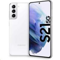 Samsung Galaxy S21 (G991), 128 GB, 5G, DS, EU, White