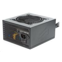 SilentiumPC zdroj Vero M3 Bronze 600W DC-DC, 120mm fan, aktiv. PFC modulární