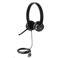 LENOVO sluchátka 100 USB Stereo Headset
