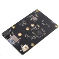 Suptronics přídavná deska X872 M.2 NVMe SSD Shield