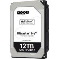 Western Digital Ultrastar® HDD 18TB (WUH721818ALE6L4) DC HC550 3.5in 26.1MM 512MB 7200RPM SATA 512E SE (GOLD)