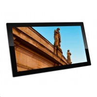 "Braun LCD fotorám DigiFRAME 1901 (18,5"", 1366x768px, 16:9 IPS, FullHD, AV/HDMI, 8GB)"