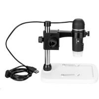 CONRAD USB mikroskop TOOLCRAFT DigiMicro Profi TO-5139594, Digitální zvětšení (max.): 150 x