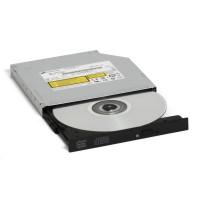 HITACHI LG - interní mechanika DVD-ROM/CD-RW/DVD±R/±RW/RAM/M-DISC DTC2N, Slim, 12.7 mm Tray, Black, bulk bez SW