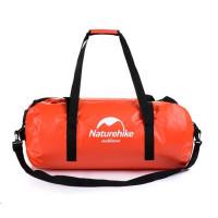 Naturehike vodotěsný batoh 90l - červený