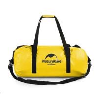 Naturehike vodotěsný batoh 90l - žlutý