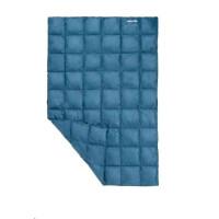 Naturehike multifunkční cestovní péřová deka - modrá