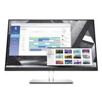 """HP LCD E27u G4 27"""" IPS w/LED micro-edge, 2560x1440, 5ms, 250nits, 1000:1,DP 1.2,HDMI 1.4, 4xUSB3.2,USB-C"""