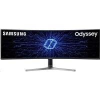 """Samsung MT LCD 49"""" C49RG90 - prohnutý, VA, 5120x1440, 178/178, 2xDisplay Port, USB Ports, USB Hub, HDMI, 4 ms"""