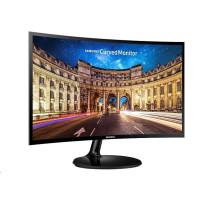 """SAMSUNG MT LED LCD 24""""C24F390 - prohnutý, VA, 1920x1080, HDMI, 4ms"""