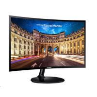 """SAMSUNG MT LED LCD 27""""C27F390 - prohnutý, VA, 1920x1080, HDMI, 4ms, 250cd"""