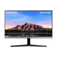 """Samsung MT LCD 28"""" U28R55 - IPS panel, 3840x2160 (UHD), 4ms, 178/178, HDMI, DisplayPort"""