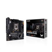 ASUS MB Sc LGA1200 TUF GAMING B560M-PLUS, Intel B560, 4xDDR4, 1xDP, 1xHDMI, mATX
