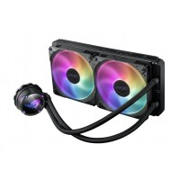 ASUS vodní chladič CPU AIO ROG STRIX LC II 280 ARGB, 2x140mm