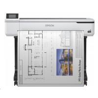EPSON tiskárna ink SureColor SC-T5100M, 4ink, A0+, 2400x1200 dpi, USB ,LAN ,WIFI, 24 měsíců OnSite servis
